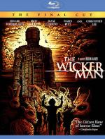 The Wicker Man Blu-ray Cover Art