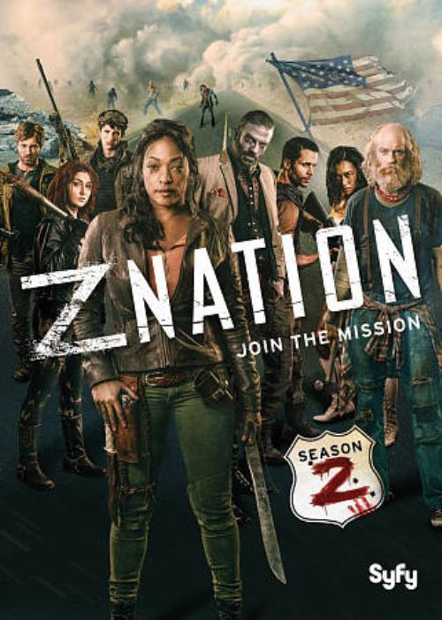 Z Nation: Season 2 New Dvd