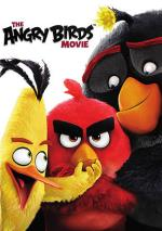 The Angry Birds Movie DVD Cover Art