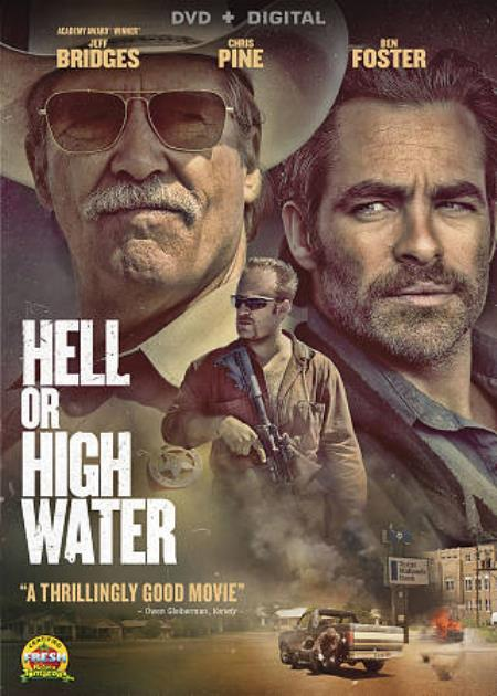 Hell or High Water DVD Cover Art