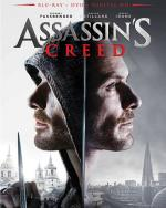 Assassin's Creed Blu-ray/DVD Cover Art