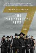 The Magnificent Seven DVD Cover Art