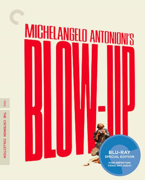 Blow-Up New Blu-Ray Disc