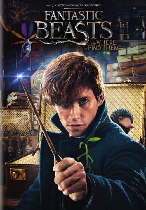 Fantastic Beasts And Where To Find Them [2017] New Dvd