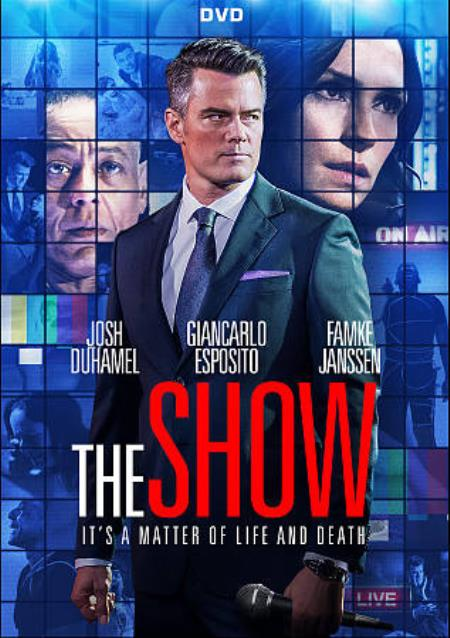 The Show DVD Cover Art