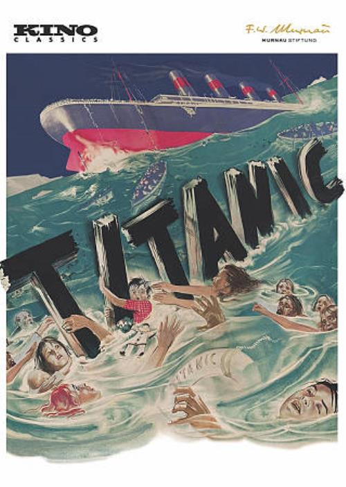 Titanic New Dvd