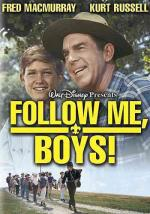 Follow Me, Boys! DVD Cover Art