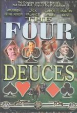 The Four Deuces DVD Cover Art
