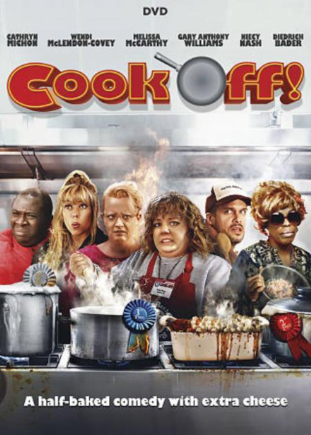 Cook Off! DVD Cover Art