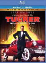Tucker: The Man and His Dream Blu-ray Cover Art