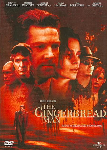 The Gingerbread Man DVD Cover Art