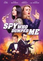 Spy Who Dumped Me DVD Cover Art