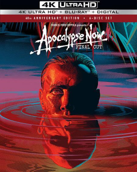 Apocalypse Now DVD Cover Art