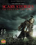 Scary Stories to Tell in the Dark DVD Cover Art