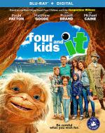Four Kids and It DVD Cover Art
