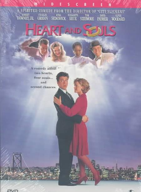 Heart and Souls DVD Cover Art