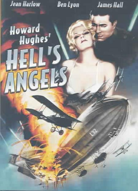 Hell's Angels DVD Cover Art
