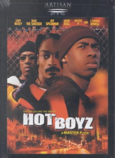 Hot Boyz DVD Cover Art