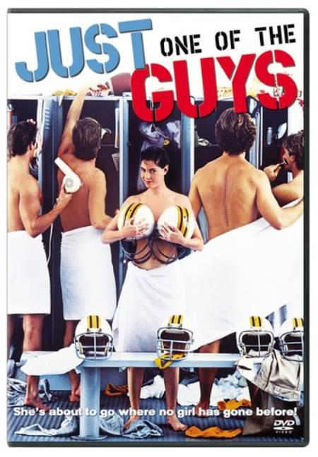 Just One of the Guys DVD Cover Art