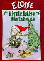 Eloise Little Miss Christmas DVD Cover Art
