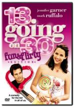 13 Going on 30 DVD Cover Art