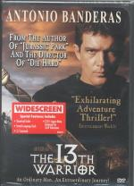 The 13th Warrior DVD Cover Art