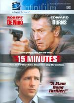 15 Minutes DVD Cover Art