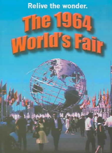 The 1964 World's Fair DVD Cover Art