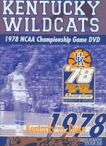 1978 NCAA Championship Game DVD Cover Art