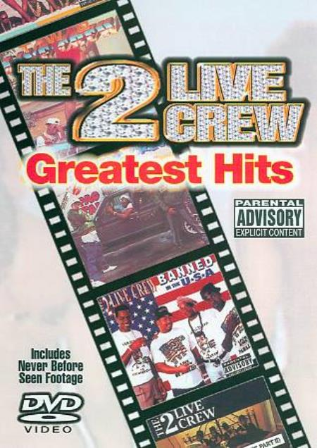 2 Live Crew - Greatest Hits DVD Cover Art
