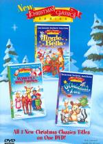 New Christmas Classics Series Collection DVD Cover Art