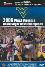 2006 Sugar Bowl: West Virginia Vs Georgia DVD Cover Art