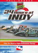 Indy 500 Series: 24 Hours at Indy DVD Cover Art