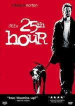 25th Hour DVD Cover Art
