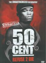 50 Cent - Refuse to Die DVD Cover Art