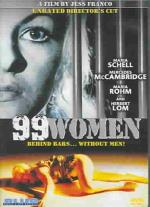 99 Women DVD Cover Art