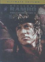 Rambo - First Blood Pt. 2 DVD Cover Art