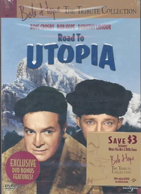 Road to Utopia DVD Cover Art