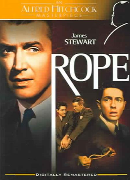 Rope DVD Cover Art