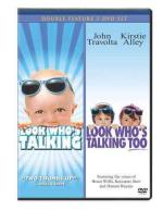 Look Who's Talking / Look Who's Talking Too DVD Boxset Cover Art