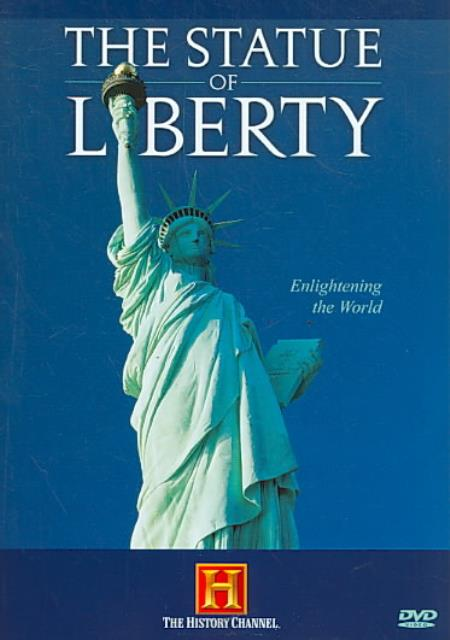 Modern Marvels - The Statue of Liberty DVD Cover Art