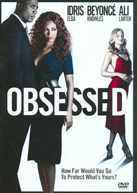 Obsessed DVD Cover Art