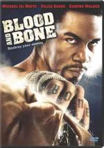 Blood and Bone DVD Cover Art