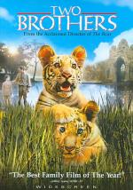 Two Brothers DVD Cover Art