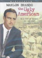 The Ugly American DVD Cover Art