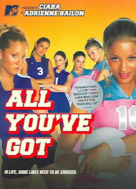 All You've Got DVD Cover Art