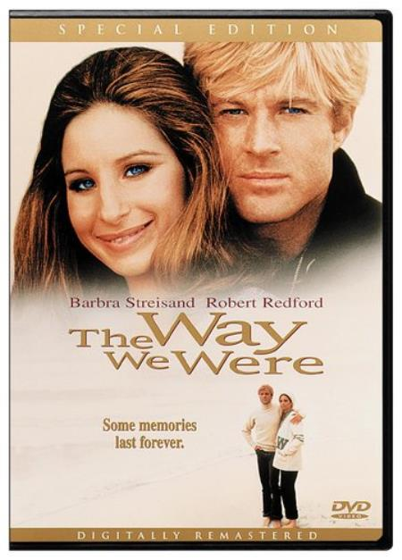 The Way We Were DVD Cover Art