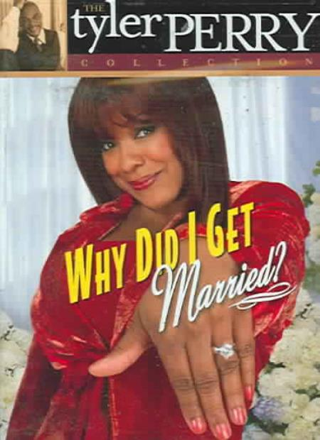 Why Did I Get Married? DVD Cover Art