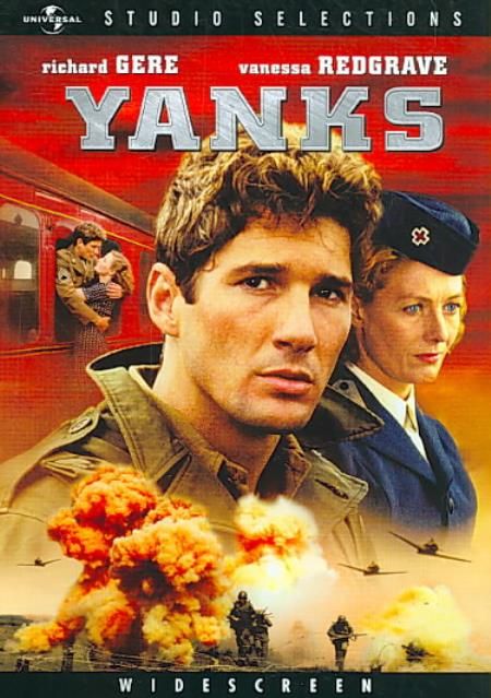 Yanks DVD Cover Art
