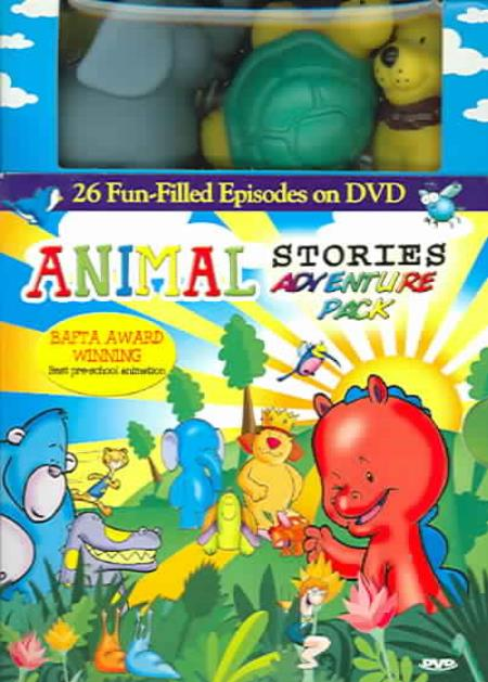 Animal Stories - Toy Gift Box DVD Cover Art